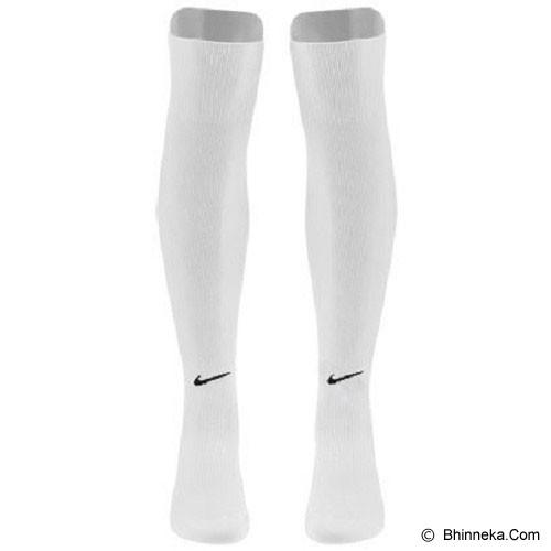 NIKE Park IV Team Sock Size M [SX4770-101] - White - Kaos Kaki Olahraga Pria